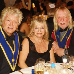 Rock Legends John Lodge and Rick Wakeman
